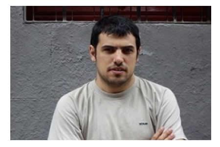 Enric Durán, uno de los impulsores de la Ecoxarxa de Barcelona (foto: N+ España)