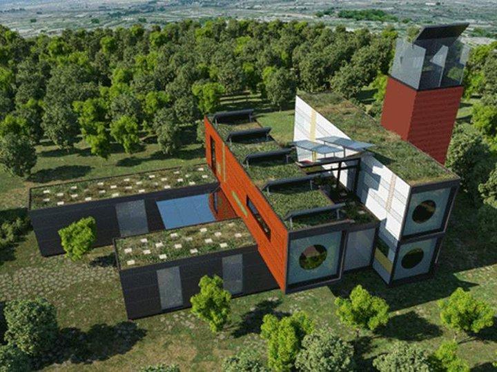 Arquitectura sostenible en Costa Rica - Noticias Positivas