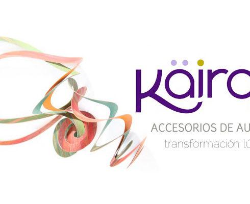 Kaira, diseño con descartes de cuero