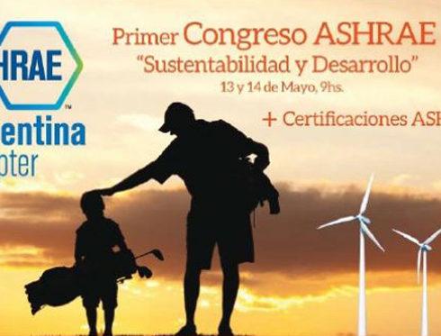 Congreso de sustentabilidad ASHRAE