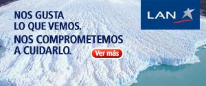 Banner glaciar