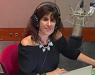 Andrea Mendez Brandam directora de NOTICIAS POSITIVAS