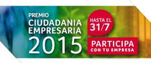 Premio Ciudadanía Empresaria 2016