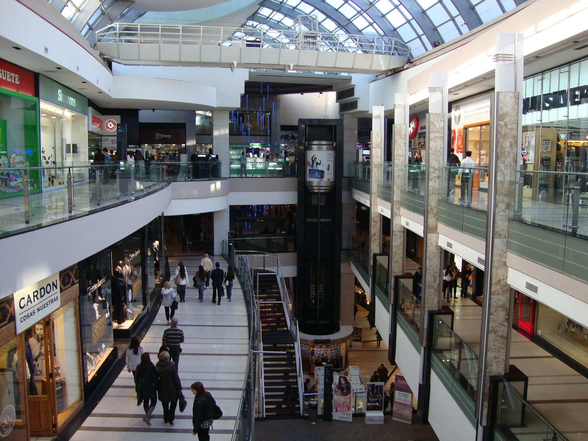 Shoppings de buenos aires y el conurbano realizar n for Semana del diseno buenos aires