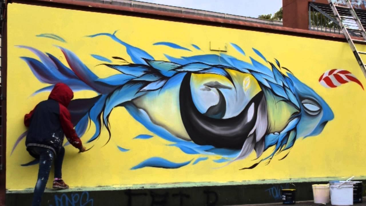 murales urbanos un proyecto que une arte y buenas On fotos de murales