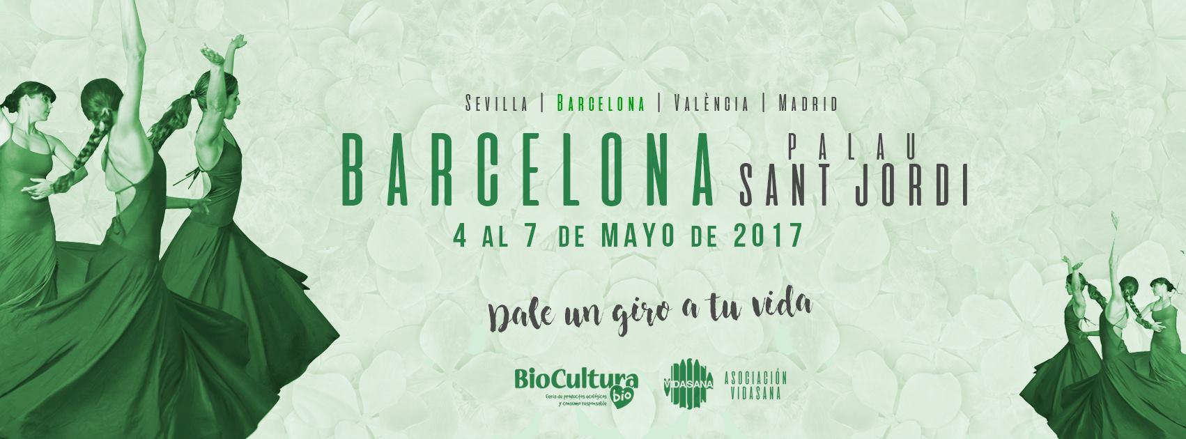 Hoy comienza la 34ª edición de BioCultura Barcelona
