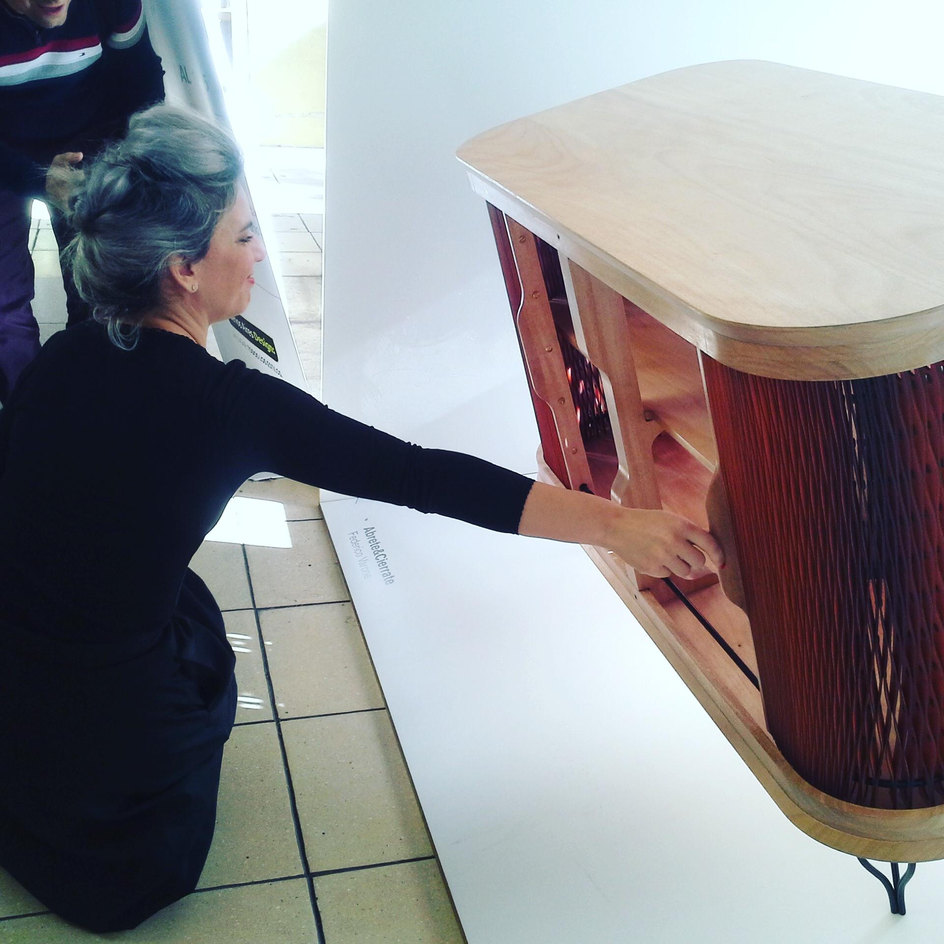 #Proyecto Deseo: industriales, diseñadores y creativos dan forma al nuevo mueble argentino