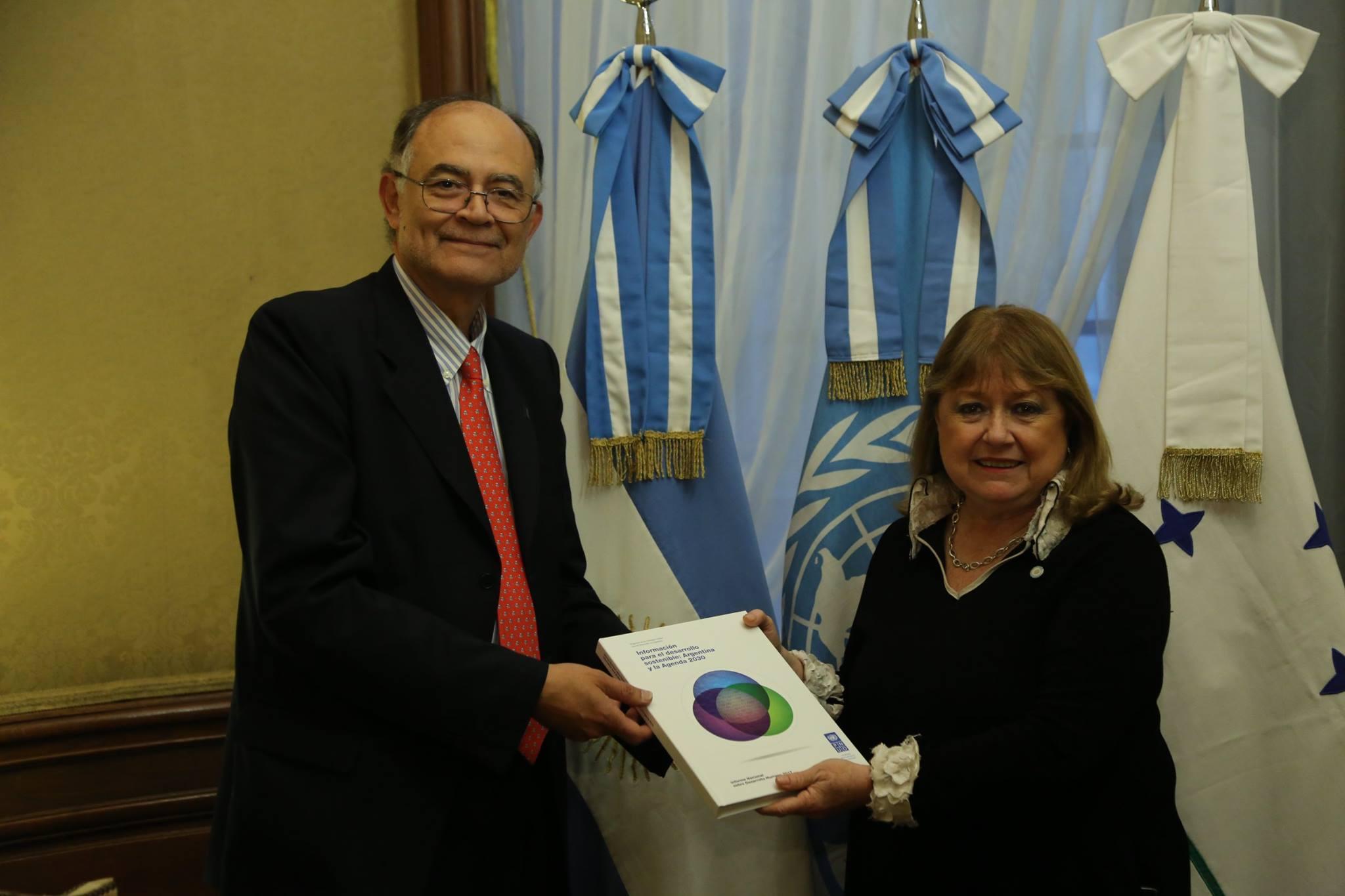 Los 17 Objetivos del Desarrollo Sostenible: la Argentina y la Agenda 2030