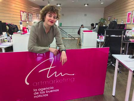 """Beatriz de Andrés:  """"Una empresa ética debe tomar decisiones basándose también en la dignidad humana y la felicidad"""""""