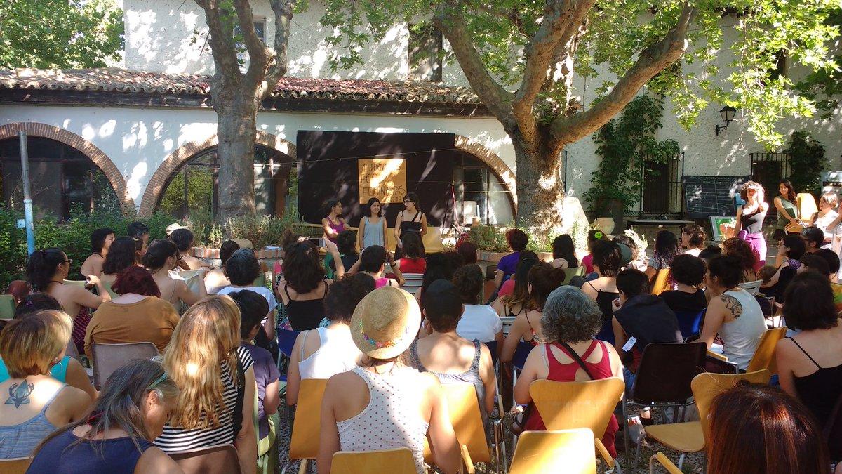 Ecofeminismo en Madrid: jornadas especiales sobre economía, salud, arte, alimentación