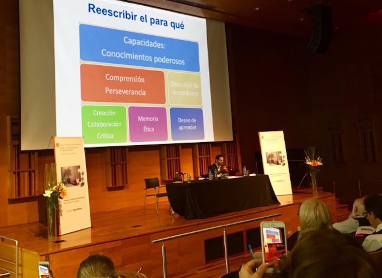 Axel Rivas: la innovación en el aula, una prioridad bien entendida