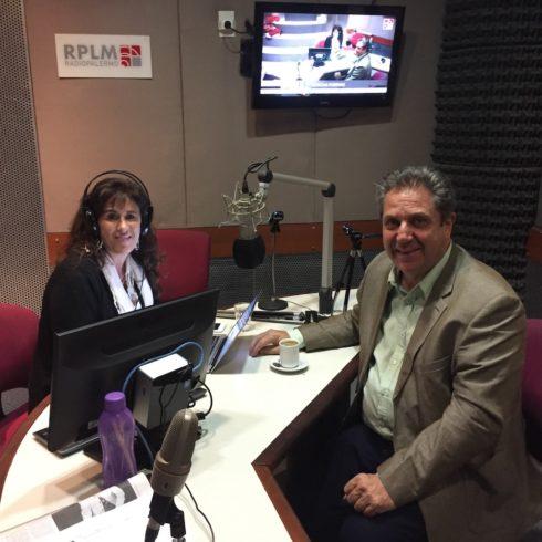 Banca ética: Andrea Méndez Brandam y Joan Melé en Radio Palermo