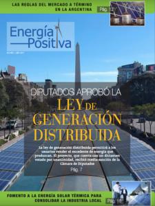 Energia Positiva es una revista mensual