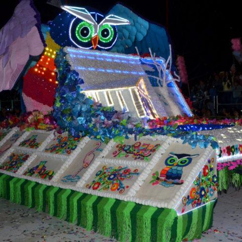 Jujuy Verde: carrozas recicladas y energía solar