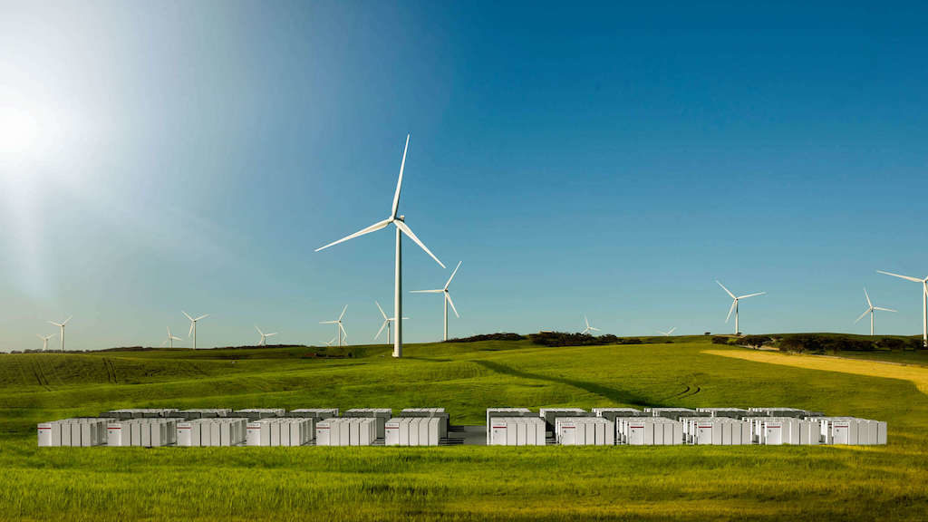 Energías limpias en Australia power pack