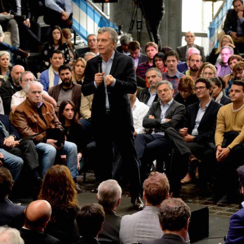 Ley de Emprendedores: Macri presentó las SAS.