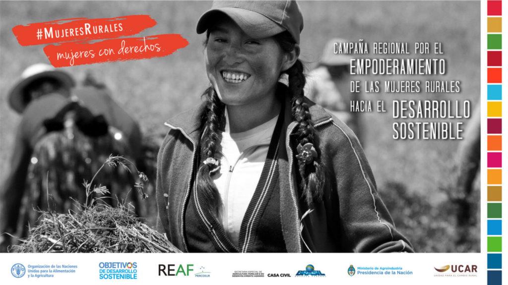 Mujeres rurales concurso