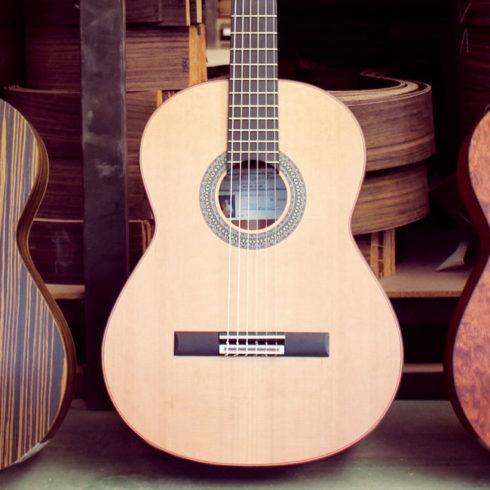 Guitarras ecológicas