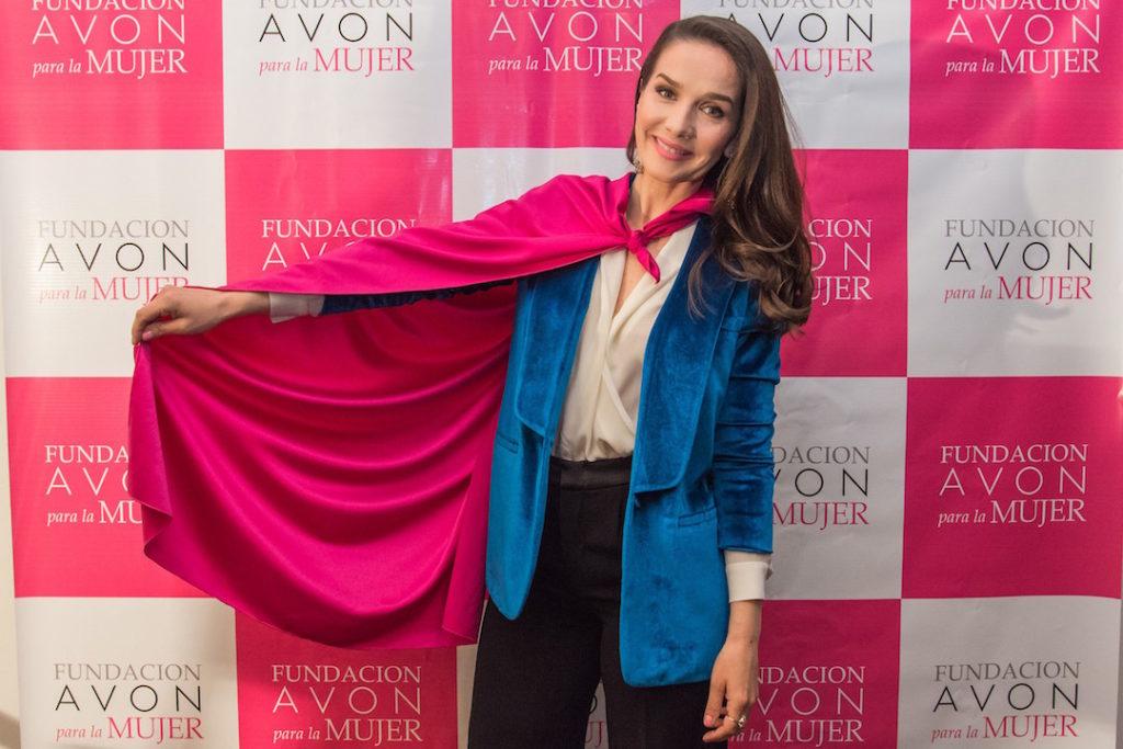Ponele el pecho: campaña de AVON con Natalia Oreiro