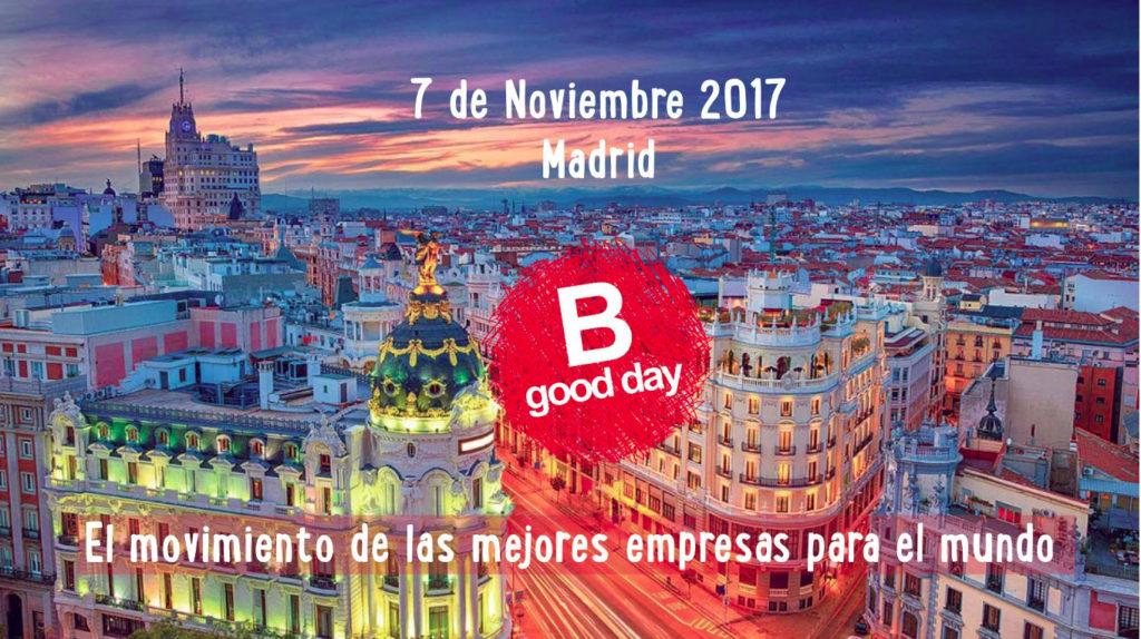 B Good Day en Madrid
