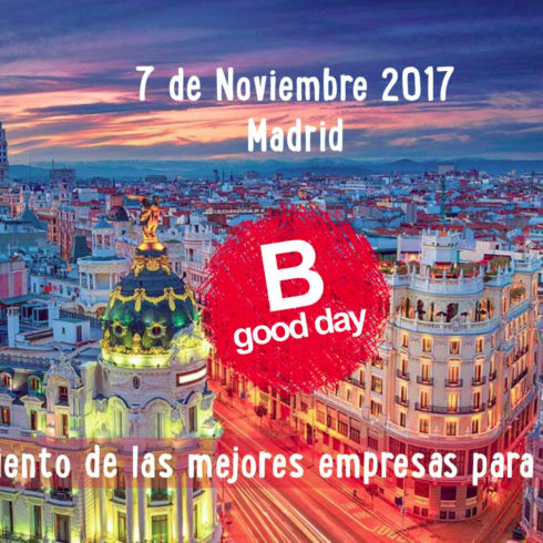 B Good Day en Madrid