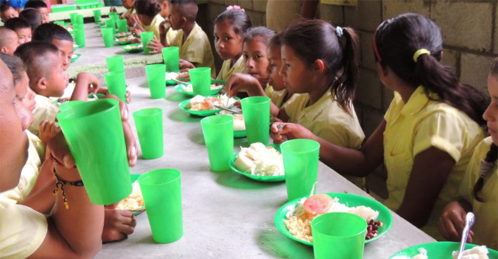 En Guatemala, nueva Ley de Alimentación Escolar