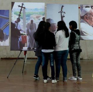Papa Francisco: muestra de fotografías