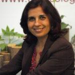 BioCultura, la directora Ángeles Parra