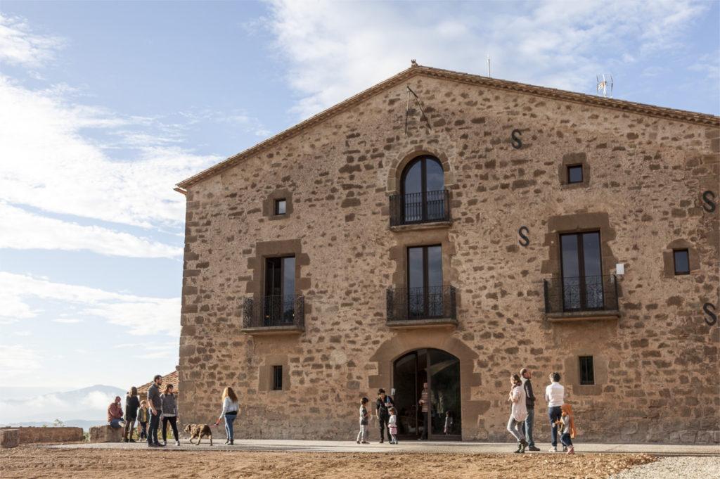 Hotel vegano y ecológico en Cataluña