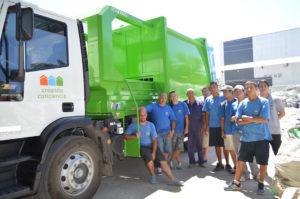 Crendo Conciencia reciclado