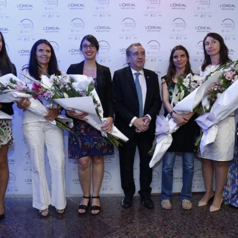L'Oréal-Unesco: Por las Mujeres en la Ciencia