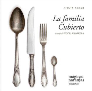 "Silvia Arazi, autora de ""La familia Cubierto"""