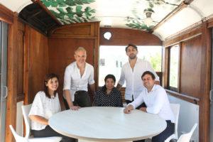 Diseño social en Los Piletones