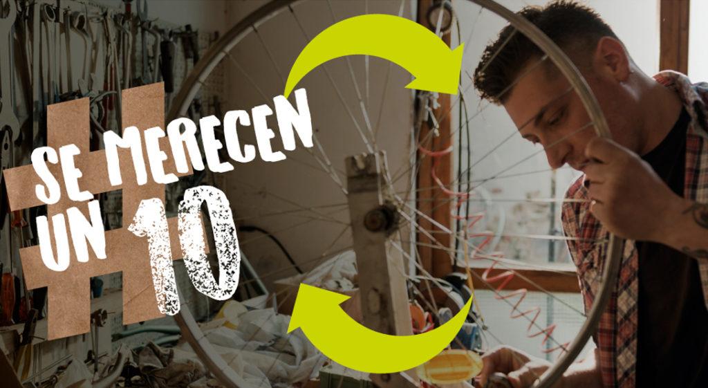 #SeMerecenUn10, campaña contra la obsolescencia programada