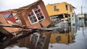 Emergencia en Puerto Rico tras el huracán María