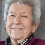 La escritora Sylvia Molloy