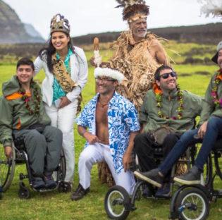 Turismo inclusivo en Isla de Pascua