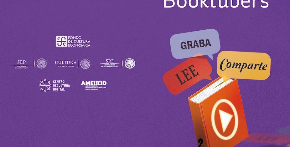 Concurso de booktubers del FCE