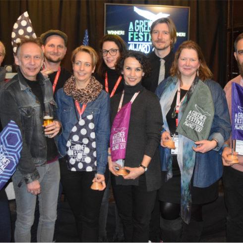 A Greener Festival premia a los festivales más sostenibles