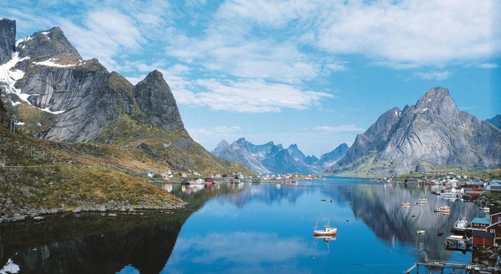 No se extraerá ni petróleo ni gas en Lofoten