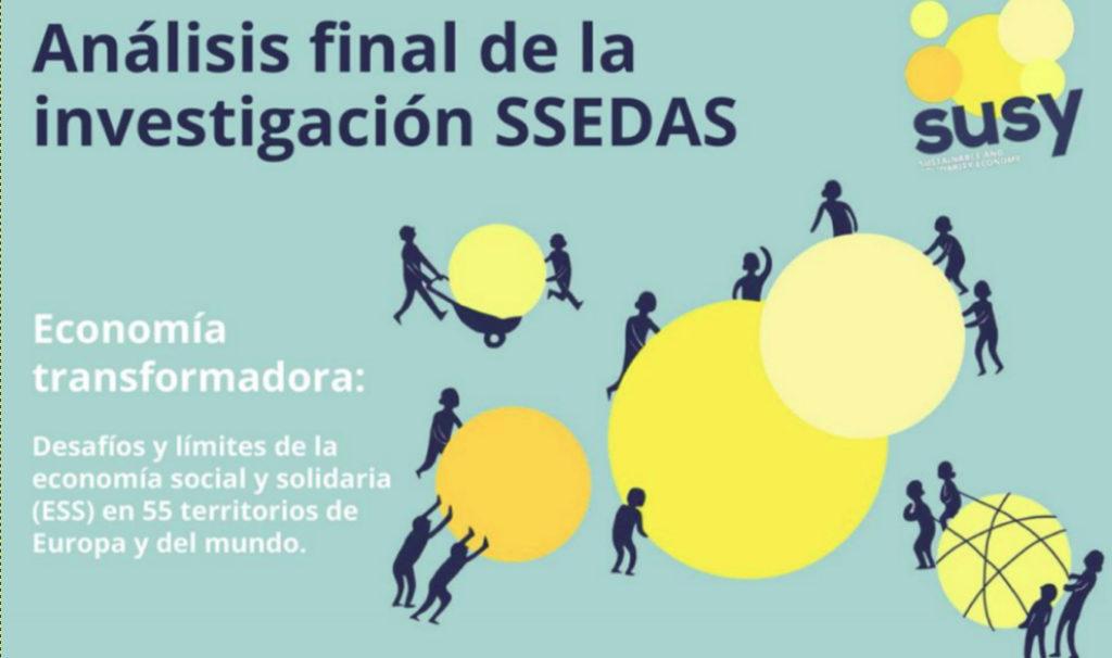 Economía social y solidaria a través del proyecto SUSY