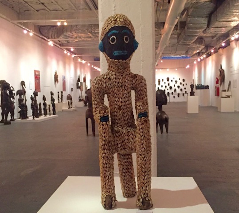 Cultura africana en el Centro Cultural Borges