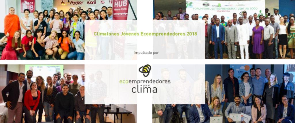 Climatones: ecoemprendedores