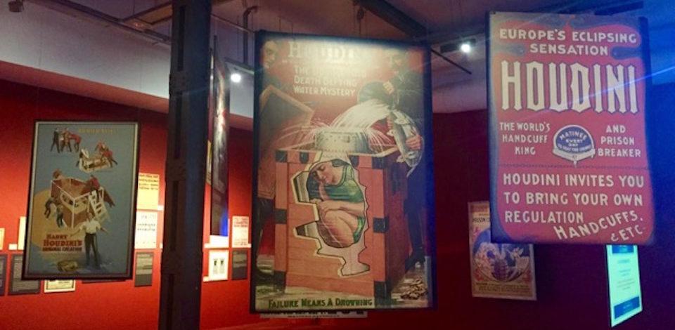 Houdini en Fundación Telefónica