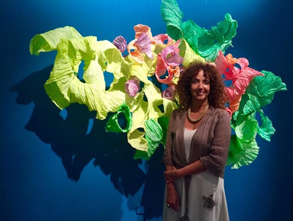 Felicitas Luna, la directora del Museo de Arte Popular