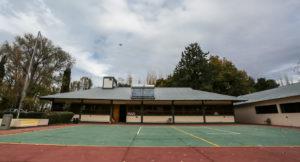 Escuela provincial Benito Lynch en Mendoza