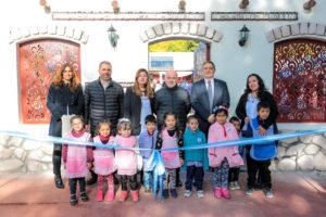 Escuela provincial Benito Lynch de Mendoza