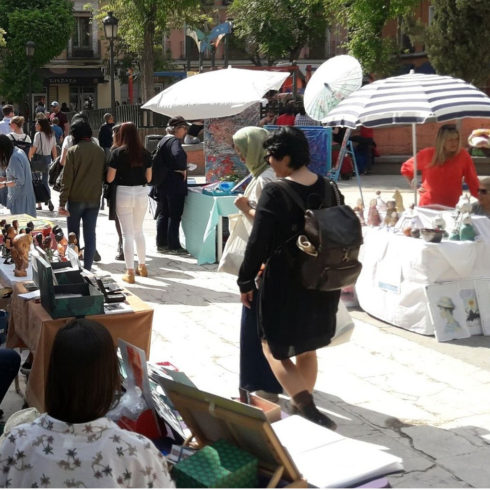 Dosdeartemarket, para vender arte a precios populares