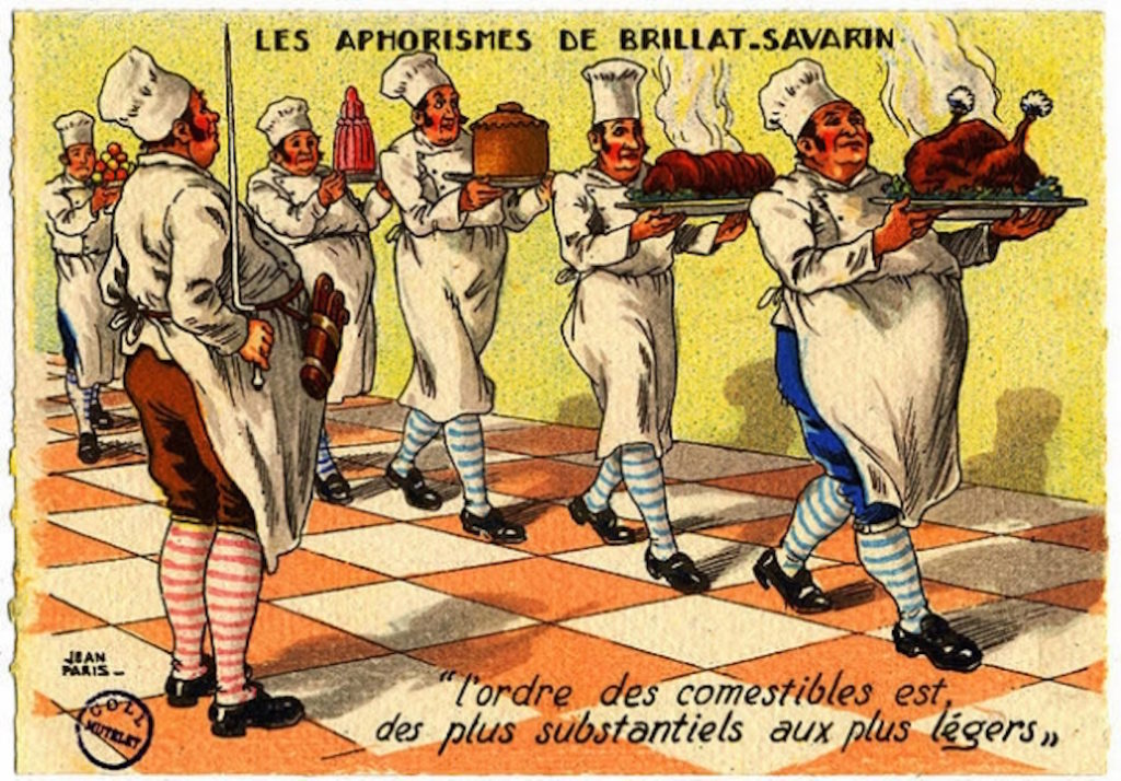 Brillat-Savarin en el Laboratorio de Idiomas de la FyL UBA