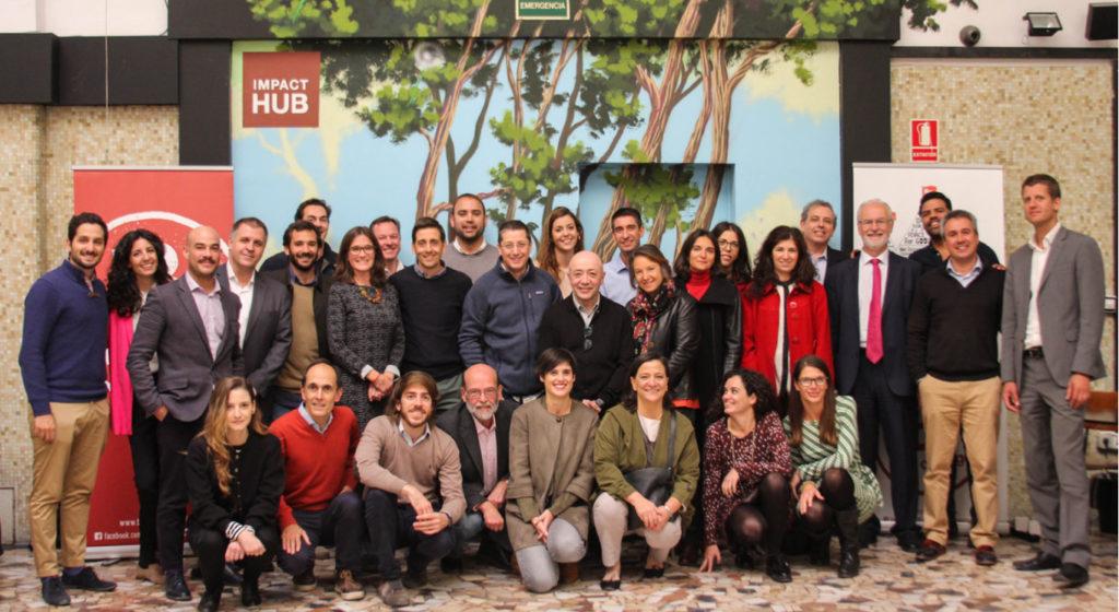 Impact Hub Madrid, el primer coworking que obtiene el sello en España